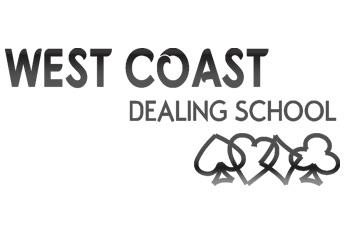 West Coast Dealing School Logo West Coast Dealing School Logo